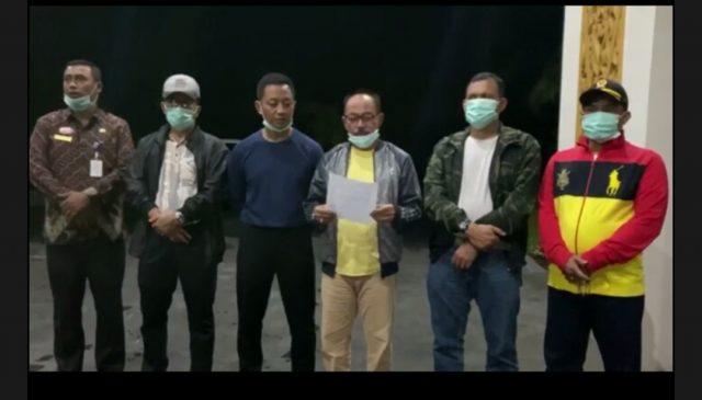 Terinfeksi Covid-19, Staf DPRD Dirujuk ke RSU Ahmad Muchtar