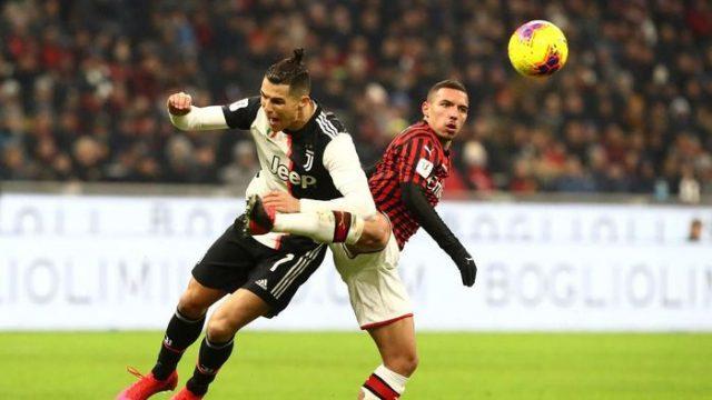 Akibat Virus Corona, Laga Juventus Vs AC Milan Akhirnya Ditunda