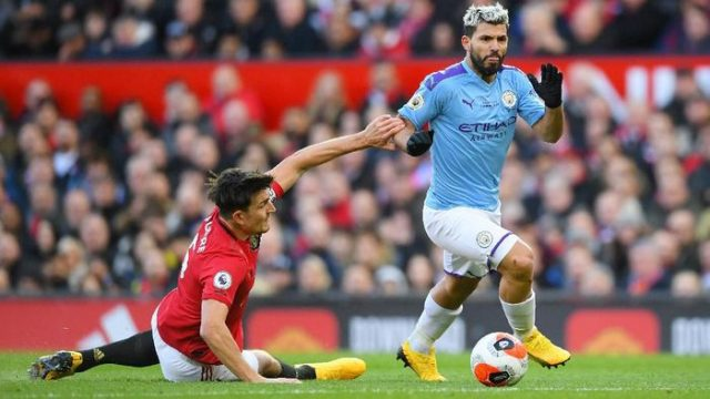 Man Utd Cukur Man City 2-0 di Old Trafford
