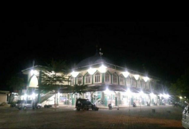 Dharmasraya Tutup Masjid dan Musala di Sepanjang Lintas Sumatera