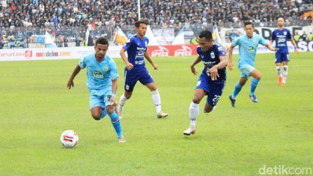PSIS Semarang dan Borneo FC Menang