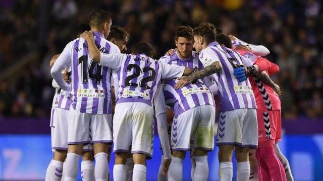 Klub La Liga Real Valladolid Menolak Dites Virus Corona