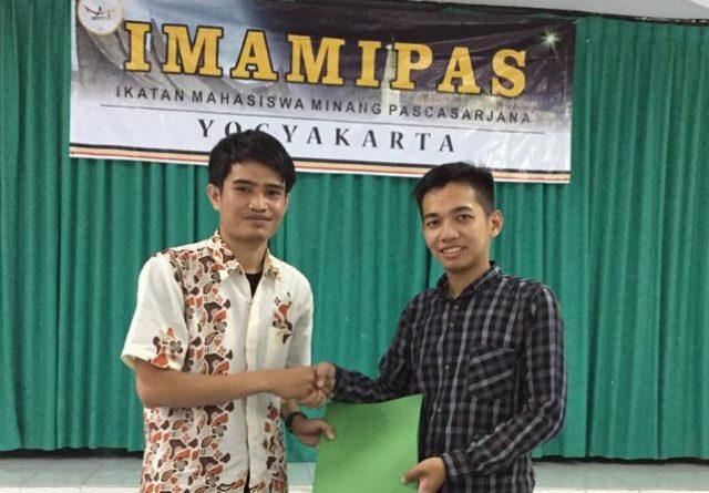Mubes IMAMIPAS Yogyakarta, Zilal Afwa Ajidin Jadi Ketua
