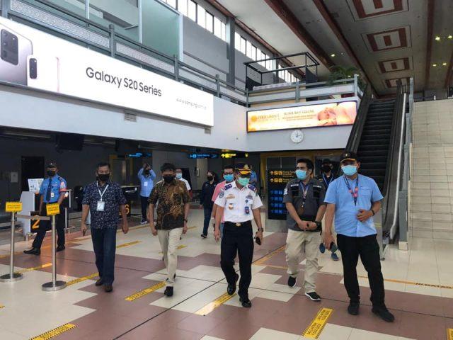 Gubernur Sumbar Tinjau BIM Pasca Penghentian Penerbangan Penumpang