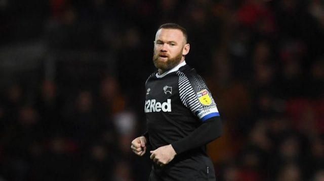 Rooney Kesal dengan Pemotongan Gaji Pemain Liga Inggris