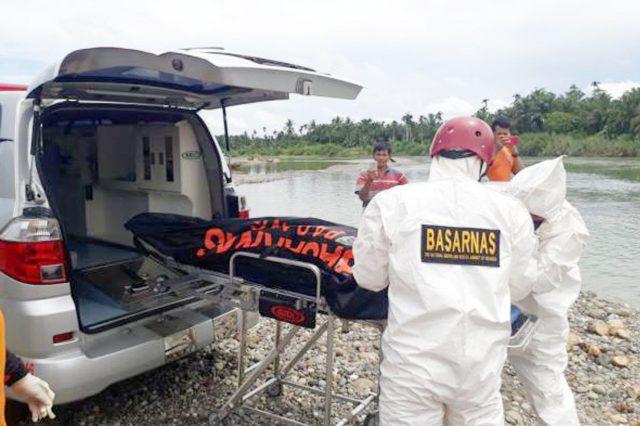 Martias Ditemukan 3 km dari Lokasi Hanyut