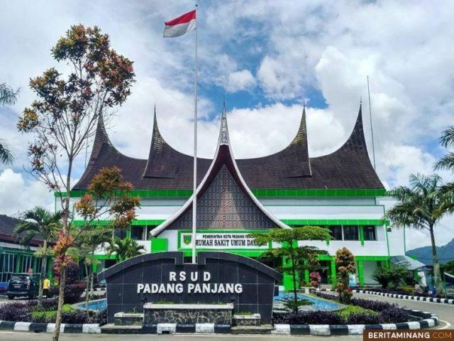 Perwako Tentang RSUD dan Puskesmas Segera Diterbitkan Pemko Padang Panjang