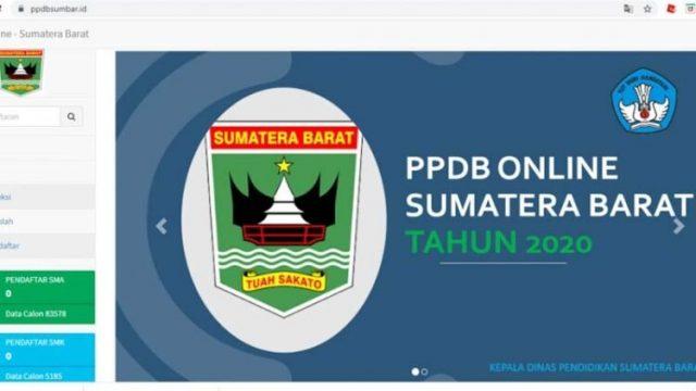 Situs PPDB Masih Dalam Proses, Belum Bisa Layani Pendaftar