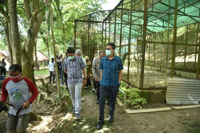 Kecuali Waterboom, Seluruh Destinasi Wisata Sawahlunto Kembali di Buka