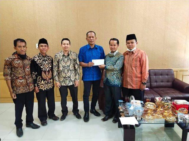 Wakil Ketua DPRD Kota Solok Efriyon Coneng Dukung Kebangkitan STAI Solok Nan Indah