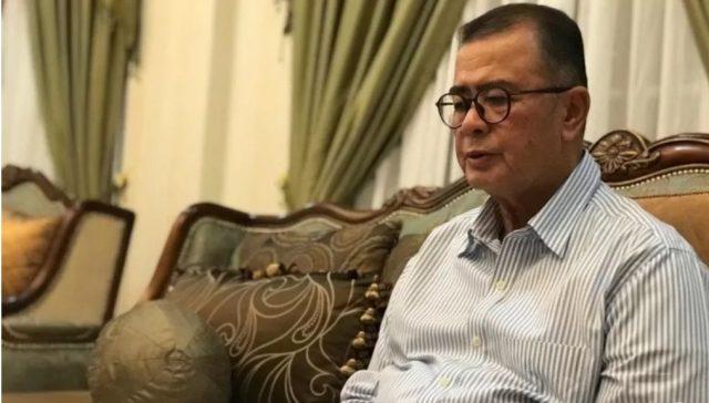 Nasrul Abit Mantan Wakil Gubernur Sumbar Wafat