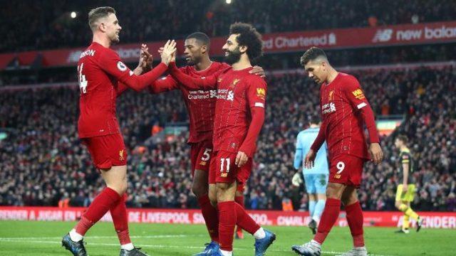 Ditahan Imbang Everton, Liverpool Makin Dekat dengan Trofi Premier League