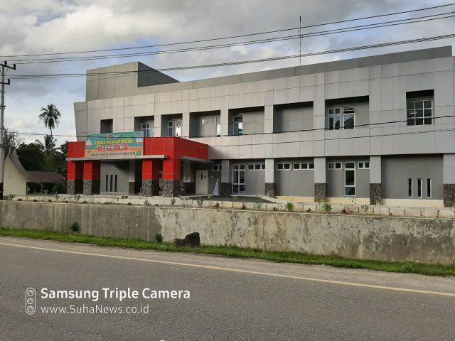 Kembali 10 Warga Kota Solok Terkonfirmasi Positif Covid-19