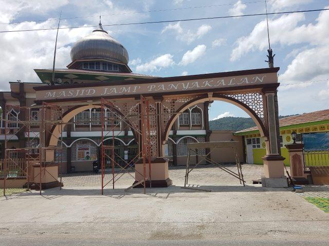 Sambut Idul Adha 1441 H, Masjid Jamie' Panyakalan Berbenah