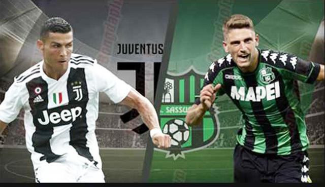 Juventus Ditahan Imbang Sassuolo 3-3 di Mapei Stadium
