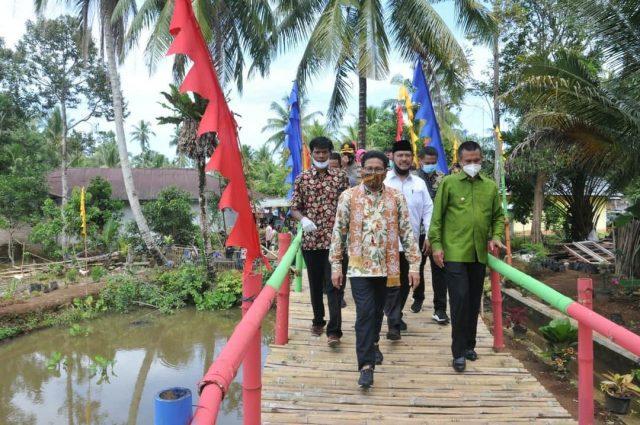 Menteri Desa PDT Kukuhkan Kelompok Pendamping Desa Berdikari Kota Pariaman