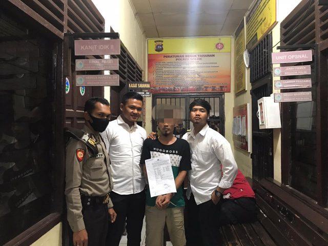 Pengedar Togel Ditangkap Satreskrim Polres Solok