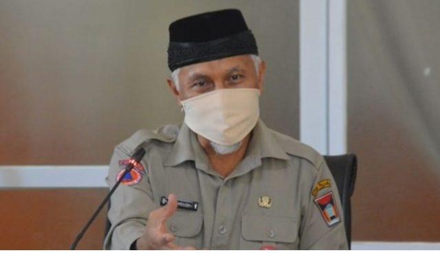 Walikota Padang Himbau Tetap Patuhi Prokes