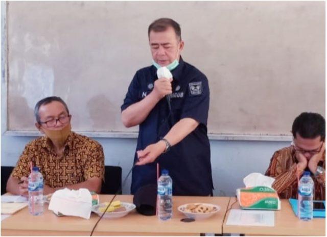 Nasrul Abit; BPJS Daerah TErpencil Agar Tak Tertinggal Jauh