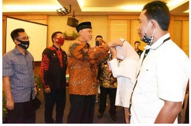 Walikota Padang Bina Pemilik dan pengelola homestay