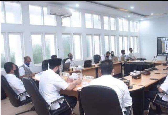KPK Apresiasi Hubungan Harmonis Eksekutif dan Legislatif Kota Padang Panjang