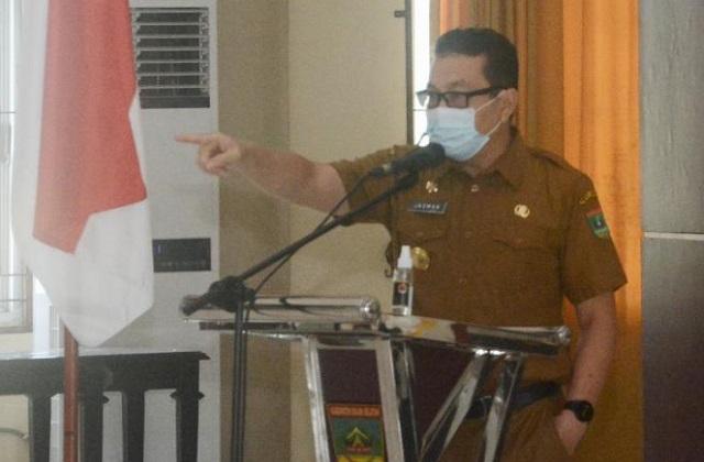 13 Anggota KPPS di Solok Selatan Positif Covid-19