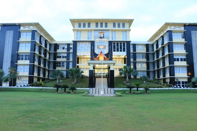 Mutasi Pejabat Utama di Polda Sumbar, Kapolres Dharmasraya Berganti