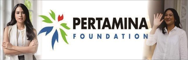 Webinar Pertamina Foundation, Cinta Laura dan Putri Tanjung Dukung Wanita Womenpreneur Sukses