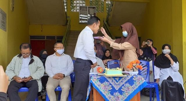 Sederhana Dalam Pandemi, Keluarga Besar PSA Sulit Air Peringati Hari Guru