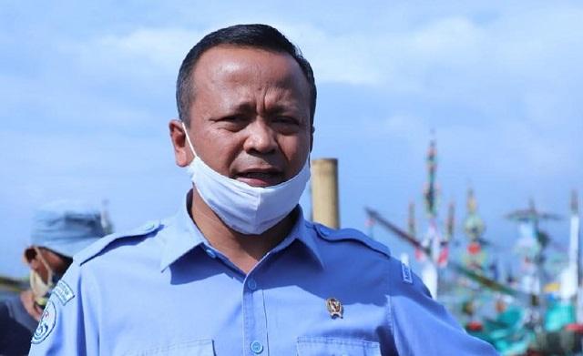 Menteri Kelautan Perikanan Edhy Prabowo Ditangkap KPK