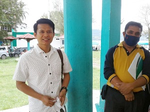 189 Panwas dari 3 Kecamatan di Kab. Solok Selesai Jalani Rapid Tes
