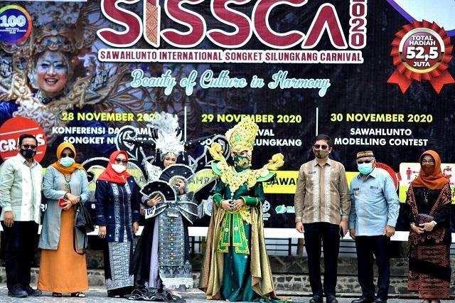SISSCa 2020 Masuk Top 100 Wonderful Kemenparekraf RI
