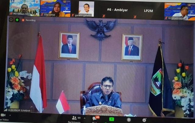 246 Dosen UNP Sajikan Hasil Kegiatan Pengabdian pada Seminar Nasional