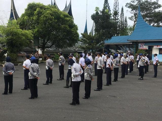 Ketua UPP Ingatkan Pungli di Dishub Padang Panjang