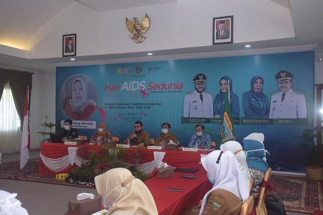 Pendidikan Karakter Daat cegah HIV/AIDS