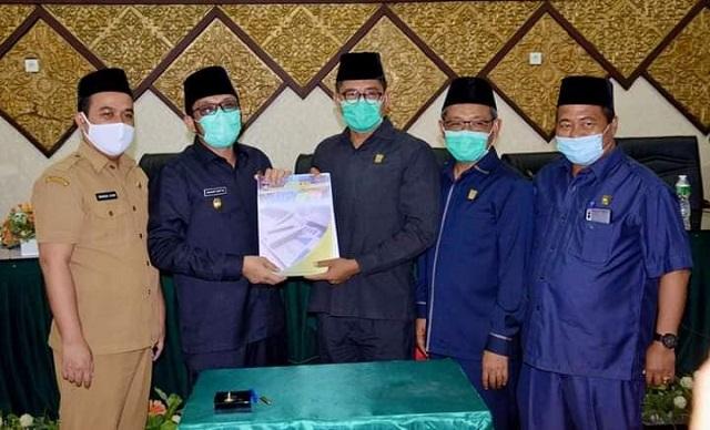 APBD Kota Padang 2021 Sebesar 2,6 Triliun