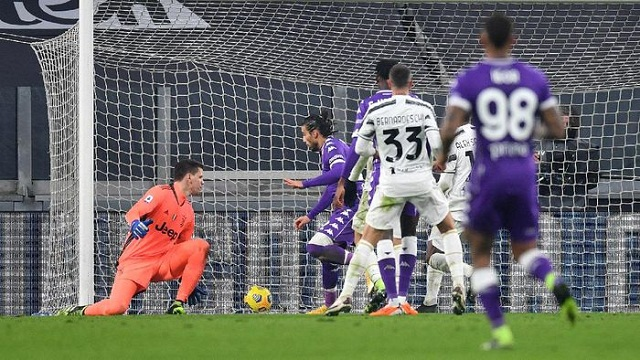 Juventus Dikalahkan Fiorentina 0-3 di Allianz Stadium